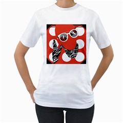 Twenty One Pilots Poster Contest Entry Women s T-Shirt (White)