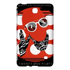 Twenty One Pilots Poster Contest Entry Samsung Galaxy Tab 4 (8 ) Hardshell Case  by Onesevenart