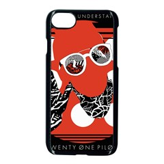 Twenty One Pilots Poster Contest Entry Apple Iphone 7 Seamless Case (black) by Onesevenart