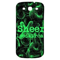 Bloodstream Single Ed Sheeran Samsung Galaxy S3 S Iii Classic Hardshell Back Case by Onesevenart