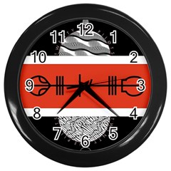 Poster Twenty One Pilots Wall Clocks (black) by Onesevenart