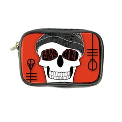 Poster Twenty One Pilots Skull Coin Purse by Onesevenart