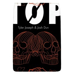 Twenty One Pilots Event Poster Flap Covers (s)  by Onesevenart