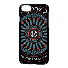 Twenty One Pilots Apple Iphone 7 Seamless Case (black) by Onesevenart