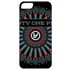 Twenty One Pilots Apple Iphone 5 Classic Hardshell Case by Onesevenart