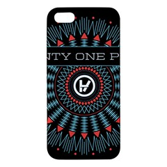 Twenty One Pilots Iphone 5s/ Se Premium Hardshell Case by Onesevenart