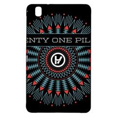 Twenty One Pilots Samsung Galaxy Tab Pro 8 4 Hardshell Case by Onesevenart
