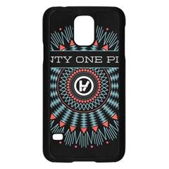 Twenty One Pilots Samsung Galaxy S5 Case (black) by Onesevenart