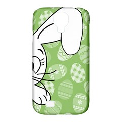 Easter Bunny  Samsung Galaxy S4 Classic Hardshell Case (pc+silicone) by Valentinaart