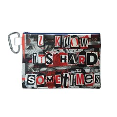 Top Lyrics Twenty One Pilots The Run And Boys Canvas Cosmetic Bag (m) by Onesevenart