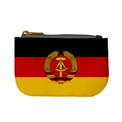 Flag Of East Germany Mini Coin Purses by abbeyz71