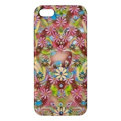 Jungle Life And Paradise Apples Iphone 5s/ Se Premium Hardshell Case by pepitasart
