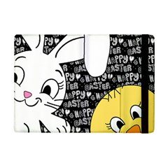 Easter Bunny And Chick  Ipad Mini 2 Flip Cases by Valentinaart