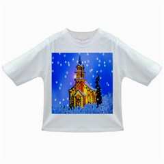 Winter Church Infant/toddler T Shirts