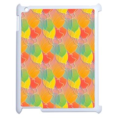 Birthday Balloons Apple Ipad 2 Case (white) by Nexatart