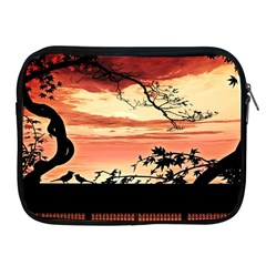 Autumn Song Autumn Spreading Its Wings All Around Apple Ipad 2/3/4 Zipper Cases by Nexatart