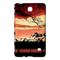 Autumn Song Autumn Spreading Its Wings All Around Samsung Galaxy Tab 4 (8 ) Hardshell Case  by Nexatart