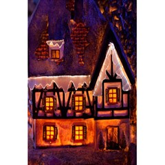 House In Winter Decoration 5 5  X 8 5  Notebooks by Nexatart