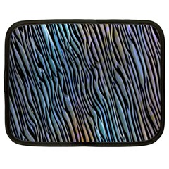 Abstract Background Wallpaper Netbook Case (XL)