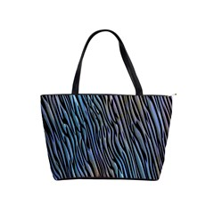 Abstract Background Wallpaper Shoulder Handbags by Nexatart
