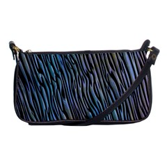 Abstract Background Wallpaper Shoulder Clutch Bags by Nexatart