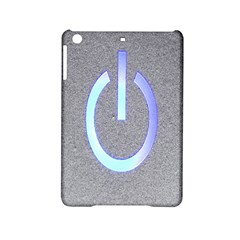 Close Up Of A Power Button Ipad Mini 2 Hardshell Cases by Nexatart