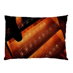 Magic Steps Stair With Light In The Dark Pillow Case (two Sides) by Nexatart
