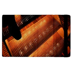 Magic Steps Stair With Light In The Dark Apple Ipad 2 Flip Case by Nexatart