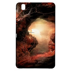 3d Illustration Of A Mysterious Place Samsung Galaxy Tab Pro 8 4 Hardshell Case by Nexatart