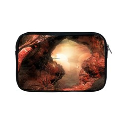 3d Illustration Of A Mysterious Place Apple Macbook Pro 13  Zipper Case by Nexatart