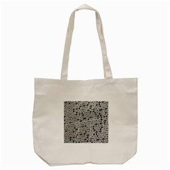 Metal Background With Round Holes Tote Bag (cream) by Nexatart