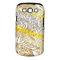 Abstract Composition Digital Processing Samsung Galaxy S Iii Classic Hardshell Case (pc+silicone) by Nexatart