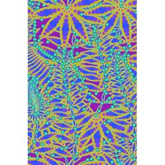 Abstract Floral Background 5 5  X 8 5  Notebooks by Nexatart