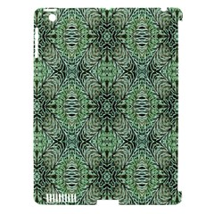 Seamless Abstraction Wallpaper Digital Computer Graphic Apple Ipad 3/4 Hardshell Case (compatible With Smart Cover) by Nexatart