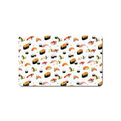 Sushi Lover Magnet (name Card) by tarastyle