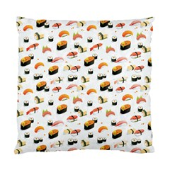 Sushi Lover Standard Cushion Case (two Sides) by tarastyle