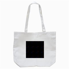 Tranquil Abstract Pattern Tote Bag (white) by Nexatart