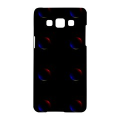 Tranquil Abstract Pattern Samsung Galaxy A5 Hardshell Case  by Nexatart