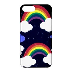Rainbow Animation Apple Iphone 7 Plus Hardshell Case by Nexatart