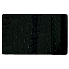 Abstract Clutter Apple Ipad 3/4 Flip Case by Nexatart