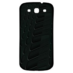 Abstract Clutter Samsung Galaxy S3 S Iii Classic Hardshell Back Case by Nexatart