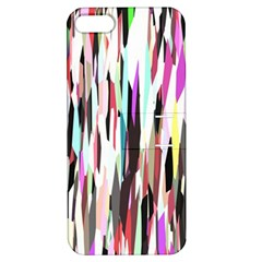 Randomized Colors Background Wallpaper Apple Iphone 5 Hardshell Case With Stand by Nexatart