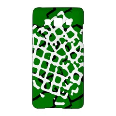Abstract Clutter Samsung Galaxy A5 Hardshell Case  by Nexatart