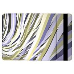 Wavy Ribbons Background Wallpaper Ipad Air Flip by Nexatart