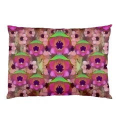 It Is Lotus In The Air Pillow Case by pepitasart