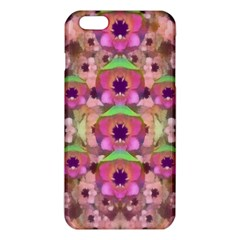 It Is Lotus In The Air Iphone 6 Plus/6s Plus Tpu Case by pepitasart