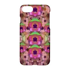 It Is Lotus In The Air Apple Iphone 7 Hardshell Case by pepitasart