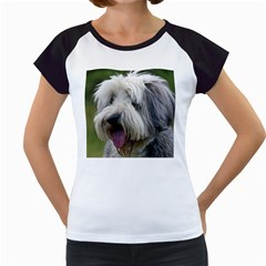 Bearded Collie Women s Cap Sleeve T by TailWags