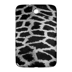 Black And White Giraffe Skin Pattern Samsung Galaxy Note 8 0 N5100 Hardshell Case
