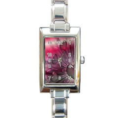 Love Hearth Background Wallpaper Rectangle Italian Charm Watch by Nexatart